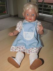 Schildkröt-Puppe, 30er