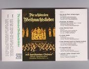 Musik-Kassette Die schönsten Weihnachtslieder