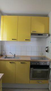 Küchenzeile + Eckmodul