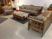 Mexico Sofa Couch Sessel Garnitur