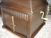 Altes Grammophone aus