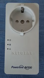 Netgear Powerline 500 Nano Dual-Port