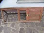 Außengehege für Meerschweinchen (