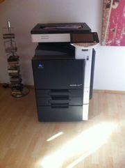 Farblaserdrucker Konica Minolta bizhub C220