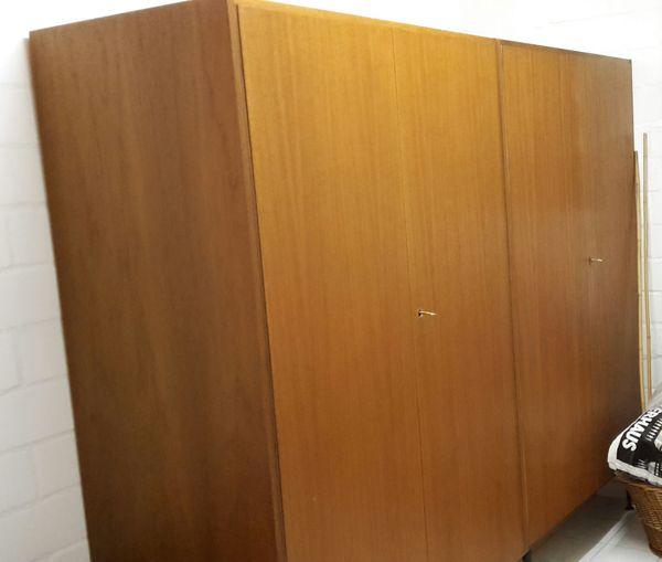 Teakholz-Kleiderschrank » Schränke, Sonstige Schlafzimmermöbel