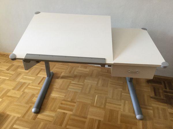 Schreibtisch kiefer hohenverstellbar - Roller kinderschreibtisch ...