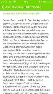 Flixbus Gutscheincodes
