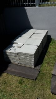 Gartenplatten 9qm