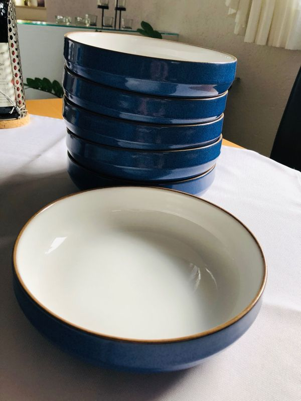 Friesland Ammerland Blue Suppenteller 23 cm Teller tief