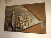tolles 3D Bild mit Skyline