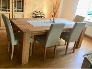 Esszimmer Chalet Buche Pinie Tisch