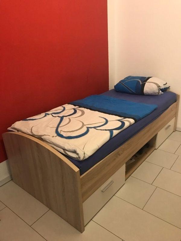 Bett 100200 In Heidelberg Betten Kaufen Und Verkaufen über