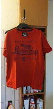 Superdry Herren T Shirt Gr