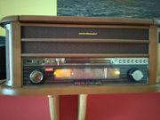Nostalgie Stereo Radio Plattenspieler CD-MP3
