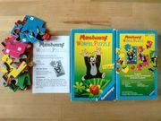 Ravensburger 231188 Maulwurf Würfel Puzzle