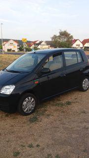 Daihatsu Cuore Plus in Schwarz