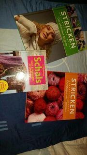 3 Bücher Stricken