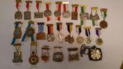 Wanderorden Medaillen 1973