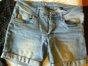 Jeans Short Gr 38 kurze