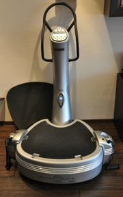 Power Plate Pro6 Demo Vibrationstrainer