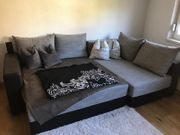 Couch ausziehbar - 1 5x2 5m