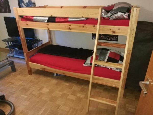 Etagenbett Gute Qualität : Etagenbett heaven kinder stockbett mit treppe und bettkasten