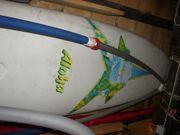 Surfbrett Surfboard Windglider Aloha