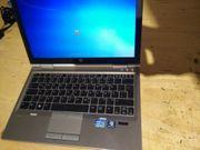 HP Elitebook 2570p ohne Festplatte