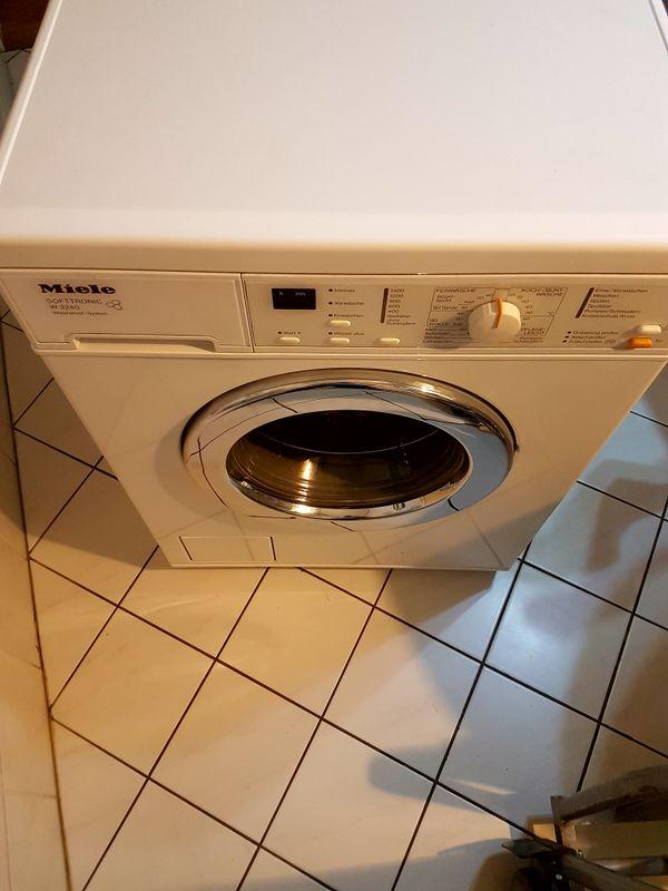 miele waschmaschine gebraucht ankauf und verkauf anzeigen. Black Bedroom Furniture Sets. Home Design Ideas