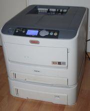 OKI C610 Farblaserdrucker
