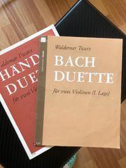 Händel Bach Violine Noten Geige