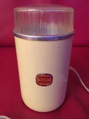 Kaffeemühle Onko Krups elektrisch