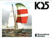 Segelboot Korneuburg 25 (