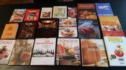 19 Bücher zu Kochen Backen