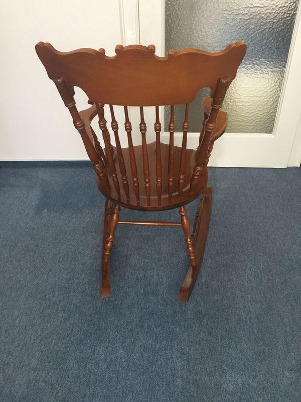 Alter schaukelstuhl kaufen alter schaukelstuhl gebraucht for Alter schaukelstuhl