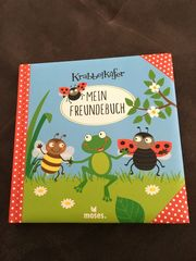 Freundebuch NEU