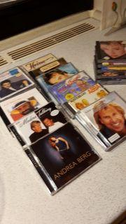 24 verschiedene CDs