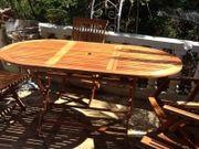 Gartentisch Montana ESSTISCH Garten Tisch