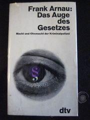 Spannender Roman Das Auge des