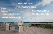 Ferienwohnung Ostsee Meerblick