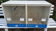 Vogel Zuchtboxen Firma Graf