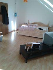 Holz-Doppelbett, keine