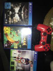 PS4 Spiele und