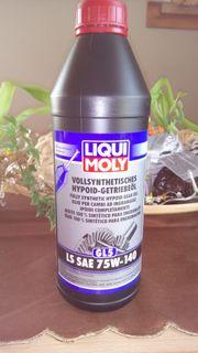 Liqui Moly Vollsynthetisches Getriebeöl GL5