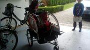 fahrrad anhänger für