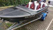 Motorboot Sportboot Wasserskie 50PS