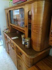 Küchenschrank, 50/60er