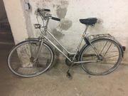 Fahrrad Victoria Avanti Silber Markenrad