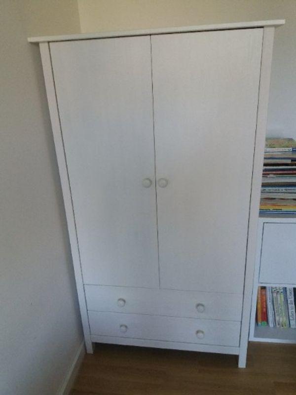 Kleiderschrank, Kinderzimmer, weiß in München - Kinder-/Jugendzimmer ...