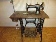 SINGER Nähmaschine Bj 1908